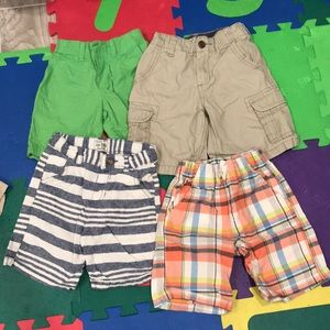 Other - Bundle of 4 shorts - 4T